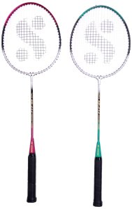 Amazon – Buy Silver's Sb-414 Gutted Badminton Rackets (Multicolor) at Rs 219 only