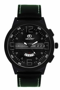 Amazon - Buy Adamo Geneva Men's Watch A201GN02 at Rs 449 only