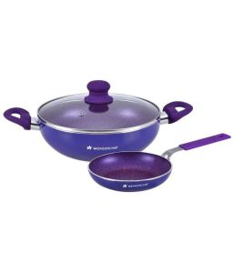 Snapdeal - Buy Wonderchef Blue Cookware Set - 3 Pcs at Rs 749 only