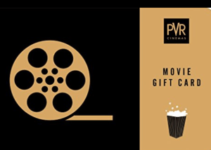 Pvr voucher worth Rs.100 at Rs.40