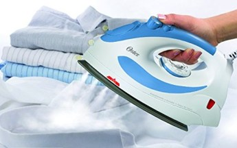 Amazon – Buy Oster 5105-449 1300-Watt Steam Iron(White) for Rs.603(70% off)