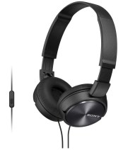 Flipkart - Buy Sony MDR-ZX310APB Wired Headset With Mic (Black) for Rs.899 (58% off)