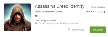 Google Play Year End Deal - Get 80% Off on Selected Games for a limited time (2 Games added)