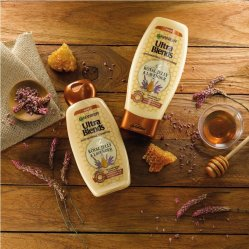 (Hurry) Amazon - Buy Garnier Ultra Blends Royal Jelly and Lavender Shampoo, 340ml for just Rs.135(41% off)