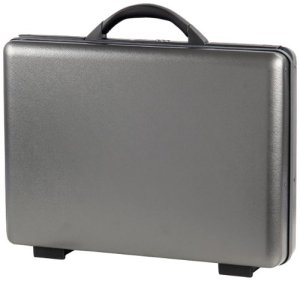 Amazon - Buy American Tourister ABS 13 Ltrs Black Briefcase at Rs 1203 only