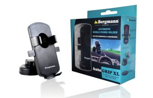 Amazon loot - Buy Bergmann Auto Grip XL Automatic Mobile Holder (Black) at Rs 49 only
