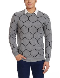 Amazon - Buy United Colors of Benetton Men's Cotton Sweater at Rs 929 only