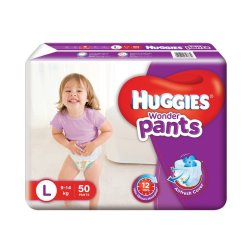 Amazon - Get Huggies diapers upto 35% off starting from Rs 309
