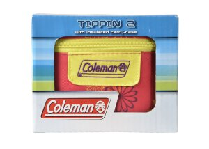Coleman Pink Daisy Insulated Tiffin Box Set, 2 Pieces Rs 270 only amazon