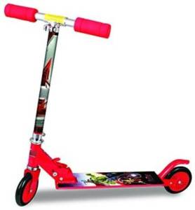 Flipkart - Buy Avengers Two Wheel Scooter (Red) at Rs 854 only