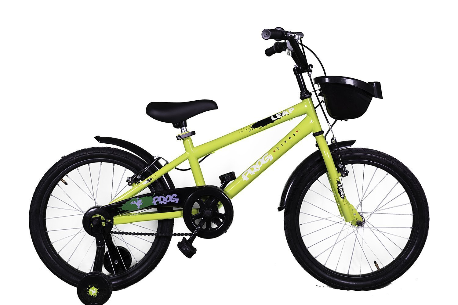 Steal DEAL - Frog Leap Steel Kids Cycle @ 45% off