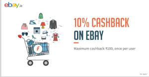 Get 10% Cashback Upto Rs.100 When You Pay Via Freecharge