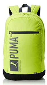 Puma 25 Ltrs Limepunch Casual Backpack