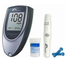 Snapdeal - Buy Dr Morepen Glucose Monitor (BG-03) - Free 25 Strip at Rs 540 only