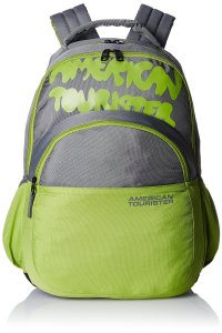 Amazon - Buy American Tourister Casper Grey Casual Backpack at Rs 920 only
