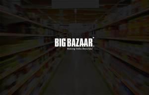 Bigbazaar - Get Exciting offers on paying via Mobikwik Wallet