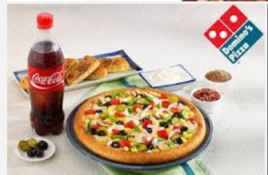 Flat 45% Cashback On Purchase Of Domino's Pizza Voucher Of Rs.500