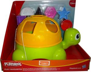 Flipkart - Buy Playskool Shapey Turtle at Rs 236 only