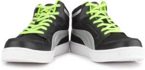 Flipkart – Buy Puma Rebound Mid Lite DP Men High Ankle Sneakers (Black) at Rs 1479 only