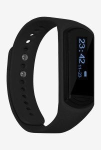 Tatacliq - Buy AMZER Fitzer Ka Fitness Tracker (Black)at Rs 1799 only