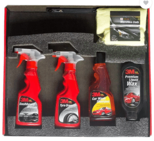 3M Gift Kit-Large Car Washing Liquid  (500 ml) at Rs.906