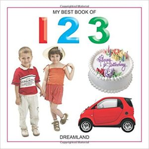 Amazon - Buy My Best Book of 1 2 3 Paperback – 2011at Rs 25 only