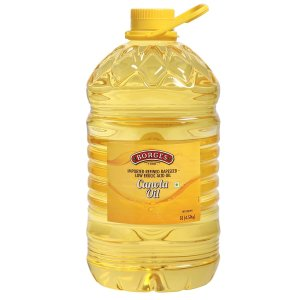Borges Canola Oil, 5L Rs 800 only amazon pantry