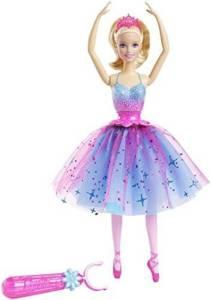 Flipkart - Buy Barbie Dance & Spin Ballerina Doll  (Multicolor) at Rs 1119 only