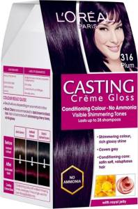 Flipkart - Buy L'Oreal Paris Casting Cream Gloss Hair Color at Rs 396 only