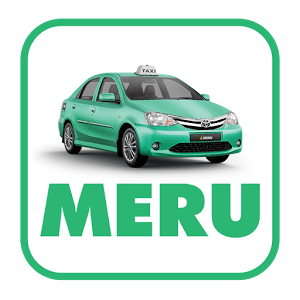 Meru cabs - Book cab via Google map and Get Rs.50 off on Rs.100 or more