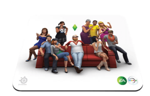 Steelseries QcK The Sims 4 Edition Mousepad for Rs.148