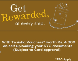 amex tanishq offer