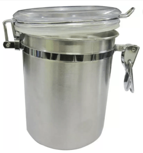 Blue Birds - 750 ml Stainless Steel Multi-purpose Storage Container (Steel) at Rs.158