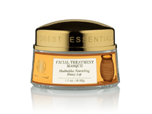 Forest Essentials Madhulika Nourishing Honey Lep Facial Treatment Masque, 50g for Rs.595