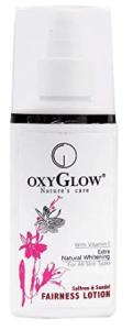 Oxyglow Saffron and Sandal Fairness Lotion, 120g