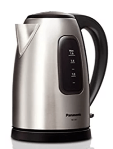 Panasonic NC-SK1 1.6-Litre Electric Kettle (Black)