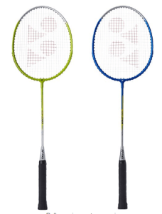 Yonex Gr 201 badminton Racquet, Pack Of 2 (Assorted) for Rs.729