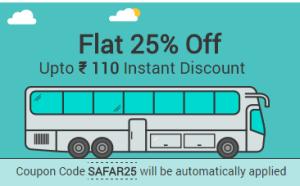 railyatri Flat 25% Off