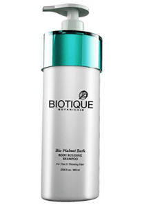 Bio Walnut Bark Body Building Shampoo, 800ml at rs.390