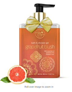 Amazon – Buy Body Cupid Grapefruit Blush Luxury Shower Gel at Rs.399 only