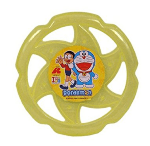 Doraemon Flying Disc, Multi Color at rs.49