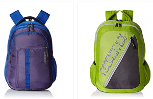 Flat 70% Off On American Tourister Backpacks