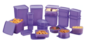 MasterCook Polypropylene Multi-purpose Storage Container (Pack of 21)