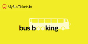 MyBusTickets-25% Off up to Max Rs.125