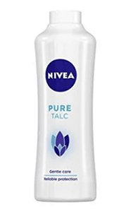 Nivea Pure Talc 400Gm