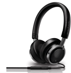 Flipkart – Buy Philips FIDELIO M1MK11 Wired Headset With Mic at Rs.3,499