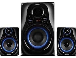 Philips MMS2580B Blue Dhoom Home Theater System