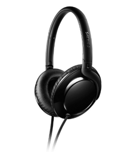 Philips SHL4600BK/00 Headphones (Black) at rs.899