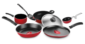 Upto 70% Off On Branded Cookwaee Sets
