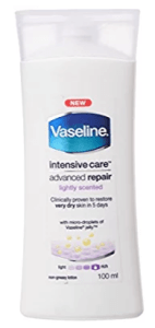 Vaseline Intensive Care Advanced Repair Body Lotion, 100ml